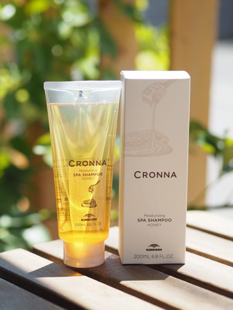 CRONNA Moisturizing SPA SHAMPOO HONEY ¥3,600+tax